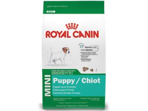 royal canin chiot mini