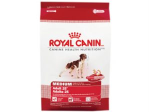 royal canin medium adulte 25