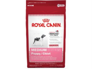 royal canin medium chiot
