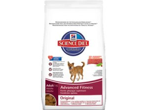 science diet chien advanced fitness