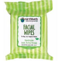 lingettes facial earthbath