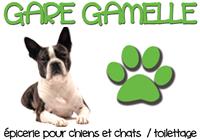 Gare Gamelle, toilettage, boutique pour chiens et chats à Montreal